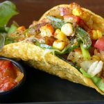 Image of Tacos Mexican Eat Delicious Lunch Food Plate
