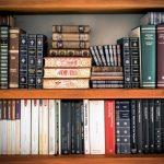 Image of Books in Shelf