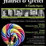 Hansel and Gretel a Family Opera in Laguna Niguel