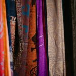 Image of Assorted Color and Pattern Cloths