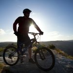 Image of Aliso and Wood Canyons Wilderness Park Mountain Biker