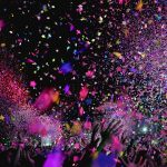Image of Confetti Party Event Club Fun