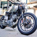 Imag of Motorcycle Old Vintage Bike Motorbike