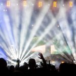Image of Lightshow Music Party