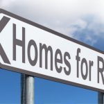 Image of signage homes for rent