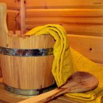 Image of Sauna Relax Wood Sauna Wellness Enjoy Wood