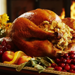 Image of a Turkey on Thanks Giving