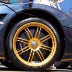 Image of Car Wheel Transport Vehicles Motor Chrome