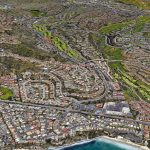 Image of Monarch Bay and Laguna Niguel from Google Earth