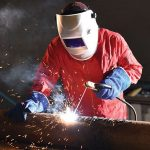 Image of a Welder