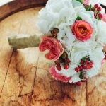 Image of Wedding Flower Bouquet Beauty Decoration Elegance