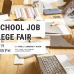 high school jpb and college fair